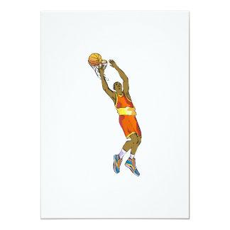backwards dunk card