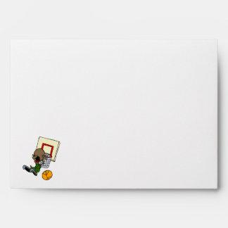 Backwards Slam Dunk Envelope