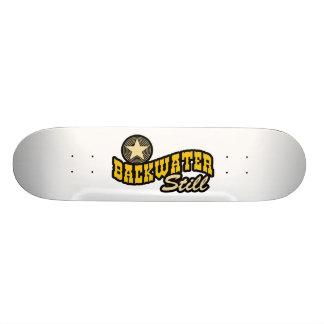 Backwater Still Skateboard