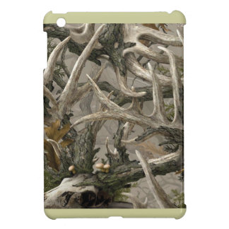 Backwoods deer skull camo cover for the iPad mini