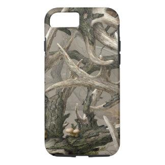 Backwoods deer skull camo iPhone 7 case
