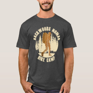 71a8d69617c4 Backwoods T-Shirts - T-Shirt Design & Printing | Zazzle