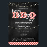 "Backyard BaByQ Bash BBQ Baby Shower Invitation<br><div class=""desc"">Backyard BaByQ Bash Baby Shower BBQ Invitation. Other designs available at bydandeliondesign</div>"