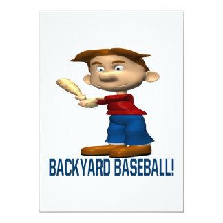 Backyard Baseball Card