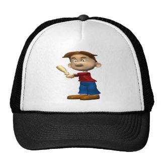 Backyard Baseball Trucker Hat