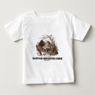 Backyard Beekeeper Inside (Beehive In Garden) Shirt