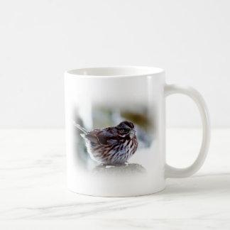 Backyard Bird - Siskin or Swallow Coffee Mug
