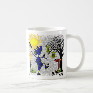 Backyard Birding Coffee Mug