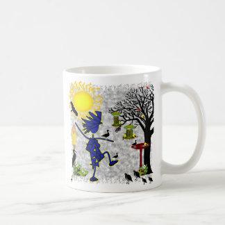 Backyard Birding Coffee Mugs