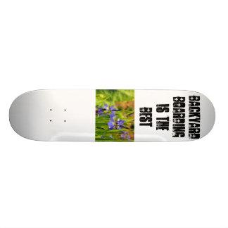 Backyard Boarding Skateboard Deck