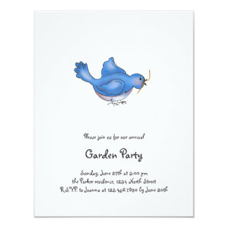 Backyard Buggies · Blue Bird Card