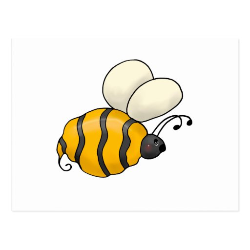 Backyard Buggies · Bumblebee Postcard