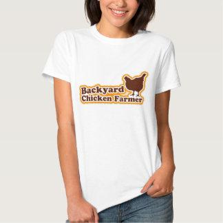 Backyard Chicken Farmer Tee Shirt
