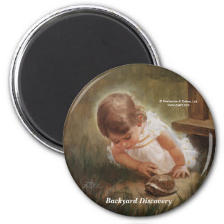 Backyard Discovery 2 Inch Round Magnet