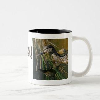 Backyard Duck 2 Mug