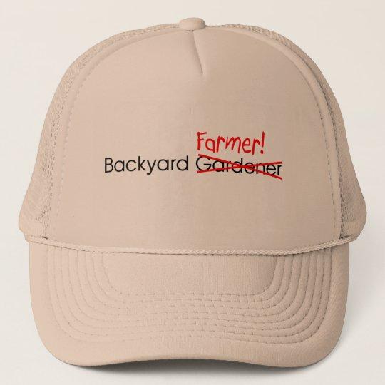Backyard Farmer Trucker Hat