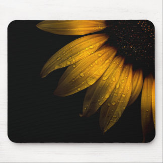 Backyard Flowers 28 Sunflower Mouse Pad