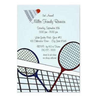 Essay on badminton game