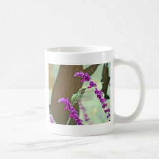 Backyard Hummingbird III Classic White Coffee Mug