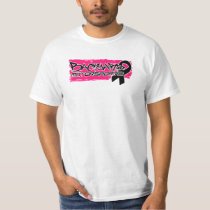 Backyard Motorsports Breast Cancer T-Shirt