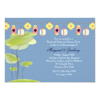 Backyard Soiree Invitation