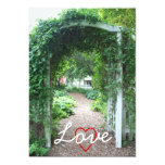 Backyard Wedding - Wedding Invitation