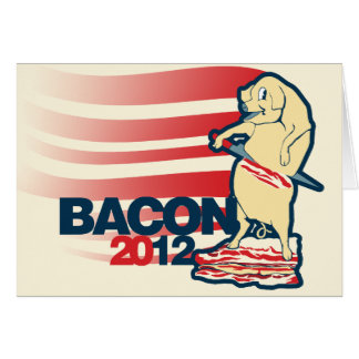 Bacon 2012 card