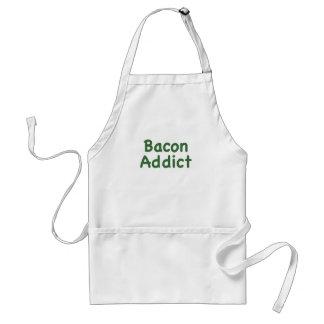Bacon Addict Adult Apron