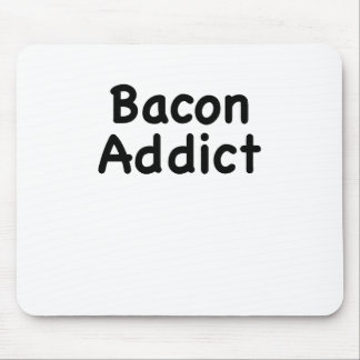 Bacon Addict Mouse Pad