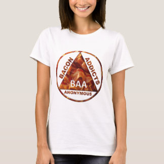 Bacon Addicts Anonymous T-Shirt