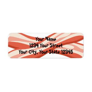 Bacon Address Labels
