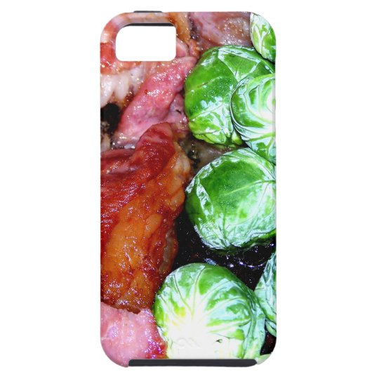 Bacon and Brussels iPhone SE/5/5s Case