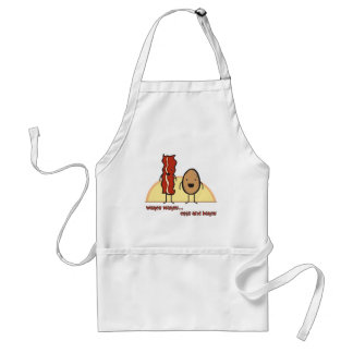 Bacon and Eggs Apron