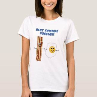 Bacon And Eggs BFF T-Shirt