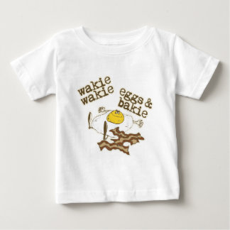Bacon and Eggs Breakfast Baby T-Shirt