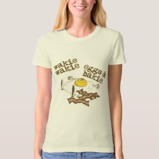 Bacon and Eggs Breakfast T-Shirt