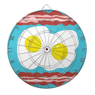 Bacon and Eggs Dartboards