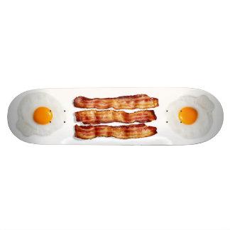 Bacon and Eggs-delicious skateboard! Skateboard