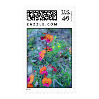 Bacon and Eggs Flowers Postage
