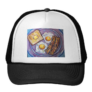 BACON AND EGGS HATS
