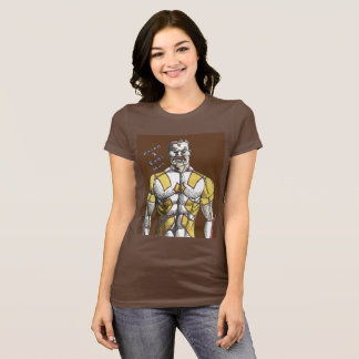 Bacon And Eggs Man T-shirt
