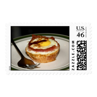 Bacon and Eggs stamp