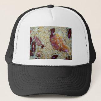 Bacon and Smoked Sausage Jambalaya Trucker Hat