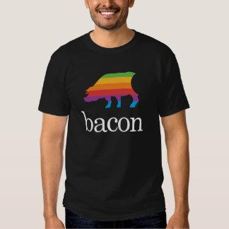 Bacon Apple Parody Shirts