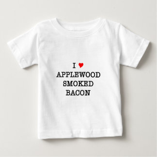 Bacon Applewood Smoked Baby T-Shirt
