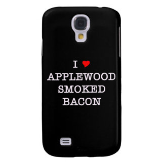 Bacon Applewood Smoked Samsung S4 Case