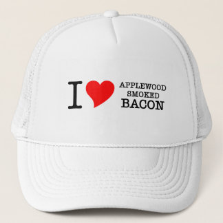 Bacon Applewood Smoked Trucker Hat
