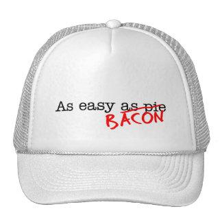 Bacon As Easy As Trucker Hat