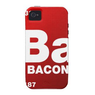 Bacon BA Element Case-Mate iPhone 4 Case