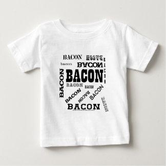 Bacon Bacon Bacon Baby T-Shirt